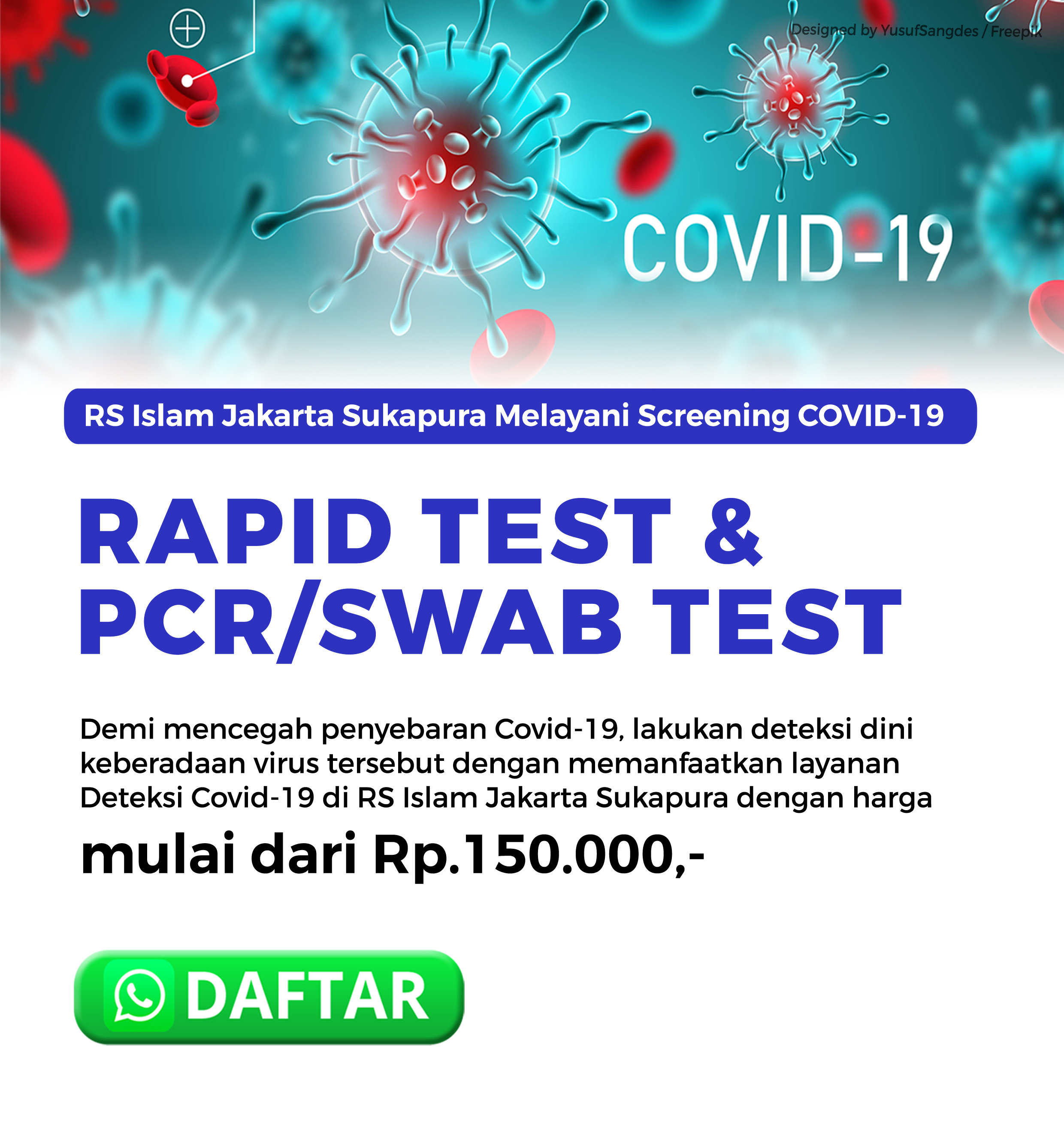 Rapid dan Swab Test